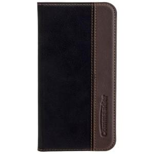 COMMANDER Handytasche BOOK CASE für Samsung Galaxy J3 (2017) - Gentle Black