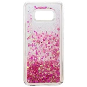 URBAN IPHORIA Back Cover GLAMOUR für Samsung Galaxy S8 - Pink