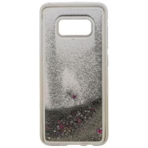 URBAN IPHORIA Back Cover GLAMOUR für Samsung Galaxy S8 - Silver