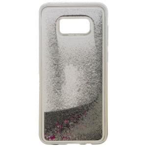 URBAN IPHORIA Back Cover GLAMOUR für Samsung Galaxy S8 Plus - Silver