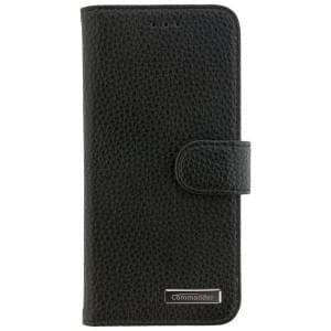 COMMANDER Handytasche BOOK CASE ELITE für Huawei P10 - Black