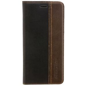COMMANDER Handytasche BOOK CASE für Huawei P10 - Gentle Black