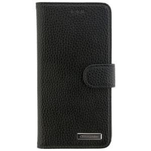 COMMANDER Handytasche BOOK CASE ELITE für Huawei P10 Plus - Black