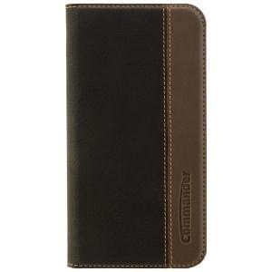 COMMANDER Handytasche BOOK CASE für Samsung Galaxy XCover 4 - Gentle Black