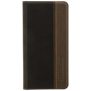 COMMANDER Handytasche BOOK CASE für Nokia 3 - Gentle Black