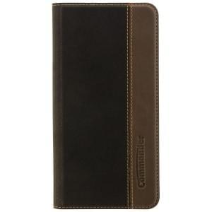 COMMANDER Handytasche BOOK CASE für Nokia 6 - Gentle Black