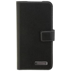 COMMANDER Handytasche BOOK CASE ELITE für ZTE Blade V8 - Black