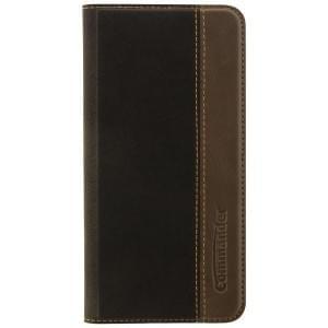 COMMANDER Handytasche BOOK CASE für ZTE Blade V8 - Gentle Black