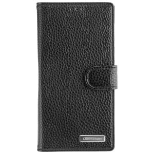 COMMANDER Handytasche BOOK CASE ELITE für Sony Xperia L1 - Black