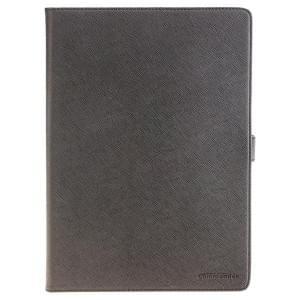 COMMANDER BOOK CASE für Apple iPad Pro 10.5 - Cross Black