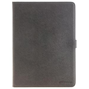 COMMANDER BOOK CASE für Apple iPad 9.7 (2017) - Cross Black