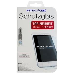 PETER JÄCKEL HD SCHOTT Glass 0,1mm für Apple iPhone X