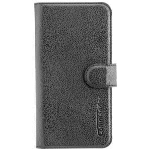 COMMANDER Handytasche BOOK CASE ELITE für Huawei Honor 6A - Black