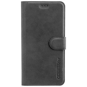COMMANDER Handytasche BOOK CASE ELITE für Huawei Mate 10 Lite - Black