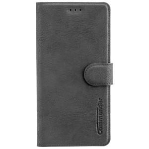 COMMANDER Handytasche BOOK CASE ELITE für Huawei Mate 10 Pro - Black