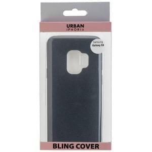 URBAN STYLE BLING COVER für Samsung Galaxy S9 Black