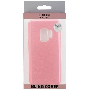 URBAN STYLE BLING COVER für Samsung Galaxy S9 Pink