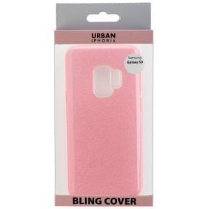 URBAN STYLE BLING COVER für Samsung Galaxy S9 Pink