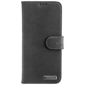 COMMANDER Handytasche BOOK CASE ELITE für Samsung Galaxy S9 Plus schwarz