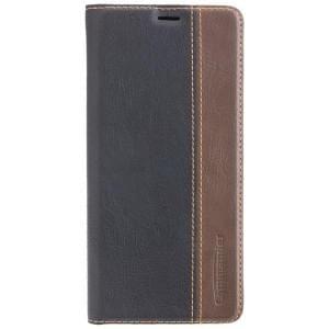 COMMANDER Handytasche BOOK CASE für Samsung Galaxy S9 Plus Gentle Black