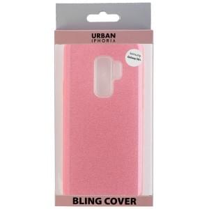 URBAN STYLE BLING COVER für Samsung Galaxy S9 Plus - Pink