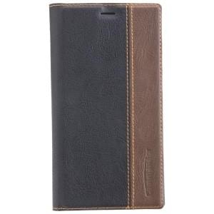 COMMANDER Handytasche BOOK CASE für Sony Xperia L2 Gentle Black