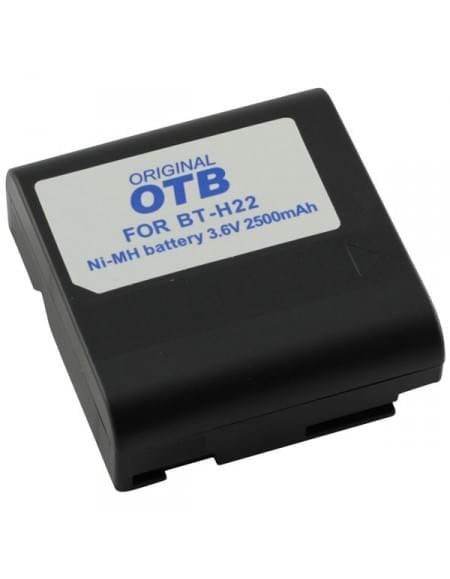 CE zertifiziert Akku, Ersatzakku für Sharp BT-H21 / BT-H22 NiMH