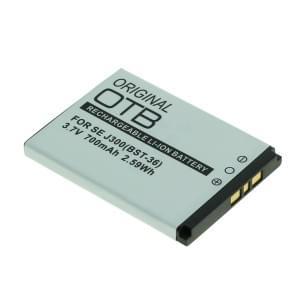 Ersatzakku BST-36 für Sony Ericsson J300i / K310i / K320i / K330 / K510i / T280i / W200i / Z310i / Z550i