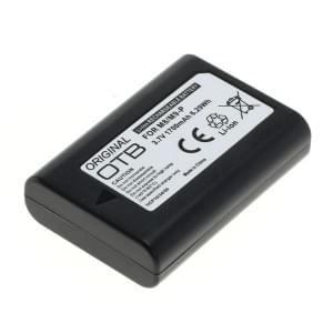 Ersatzakku ersetzt Leica M8 / M9 / M9-P Li-Ion