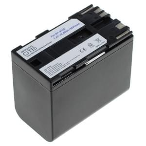 Akku / Ersatzakku ersetzt Canon BP-970G Li-Ion