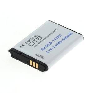 Ersatzakku ersetzt Samsung SLB-1137D Li-Ion