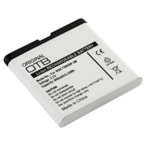 Ersatzakku BP-5M für Nokia 5610 XpressMusic / 5700 / 6110 Navigator / 6220 Classic / 6500 slide / 7390 / 8600 luna / 6500