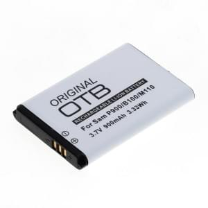 Ersatzakku AB553446BUCSTD / AB553446B für Samsung B2100 / SGH-P900 Li-Ion