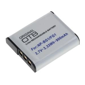 Ersatzakku ersetzt Sony NP-BG1 / NP-FG1 Li-Ion