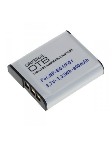 CE zertifiziert Akku, Ersatzakku ersetzt Sony NP-BG1 / NP-FG1 Li-Ion