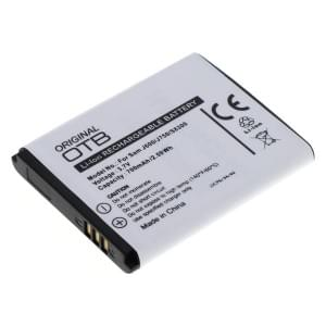 Ersatzakku für Samsung C3050 / SGH-J600 / SGH-F110 miCoach Li-Ion