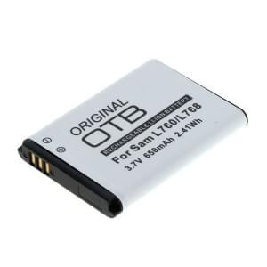 Ersatzakku für Samsung SGH-L760 Li-Ion