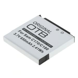 Ersatzakku für Samsung SGH-C170 / SGH-C180 Li-Ion