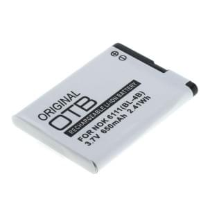 Ersatzakku BL-4B für Nokia 2630 / 2760 / 5000 / 6111 / 7370 / 7373 / 7500 Prism / N75 / N76