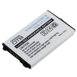Ersatzakku BST-30 für Sony Ericsson K300i / K508i / K500i / T290i / F500i / K700i / Z200 / T230