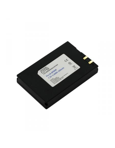 CE zertifiziert Akku, Ersatzakku ersetzt Samsung IA-BP80W Li-Ion