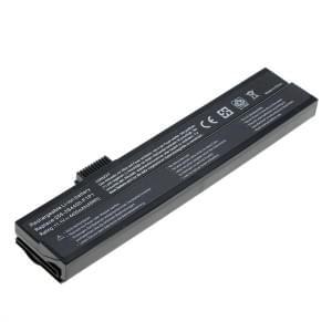 Ersatzakku für Fujitsu-Siemens A7640 / Maxdata Eco 4000 Li-Ion schwarz
