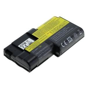 Ersatzakku für IBM Thinkpad T20 Li-Ion schwarz