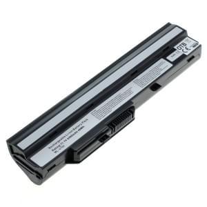 Ersatzakku für MSI Wind U90, U100, U100x, LG X110 4400mAh Li-Ion schwarz