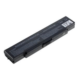 Ersatzakku ersetzt Sony BPS2 4400mAh Li-Ion schwarz