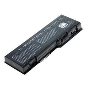 Ersatzakku für Dell Inspiron 6000 6600mAh Li-Ion schwarz