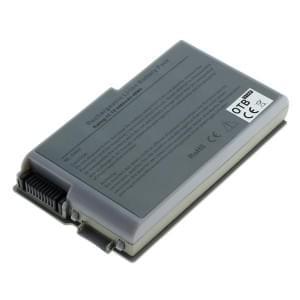 Ersatzakku für Dell Inspiron 500m Serie / 600m Serie 4400mAh Li-Ion grau
