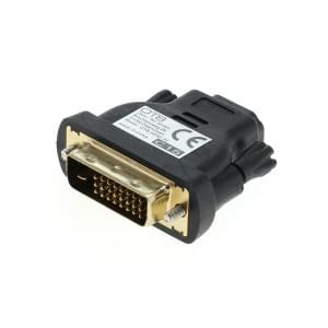 High Speed HDMI Adapter HDMI Buchse auf DVI D Stecker