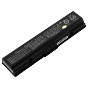 Ersatzakku für Toshiba PA3534U Satellite A205 4400mAh schwarz