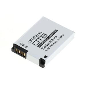 Ersatzakku ersetzt Samsung SLB-11A Li-Ion
